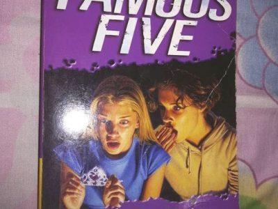 famous five-enid blyton