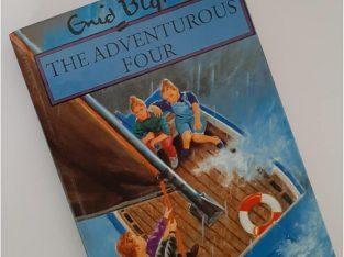 the adventurous four