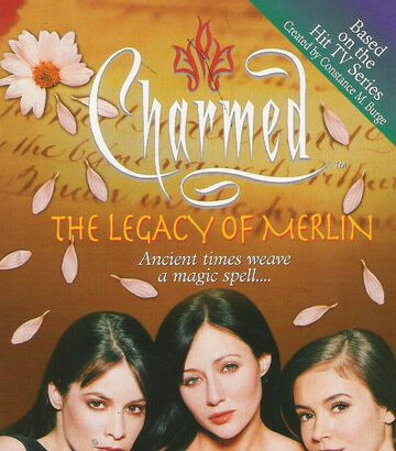 charmed the legacy of merlin