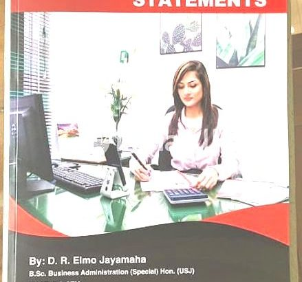 Text book on Bank Reconciliation Statements