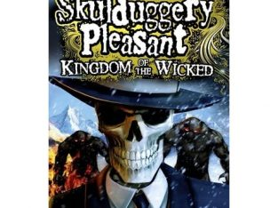 Skullduggery Pleasant kingdom of the wicked
