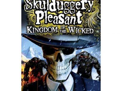 Skullduggery Pleasant kingdom of the wicked