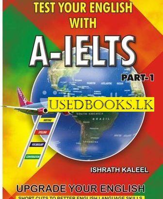 A.IELTS book