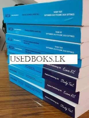 ACCA Study and Exam Kit for SBL