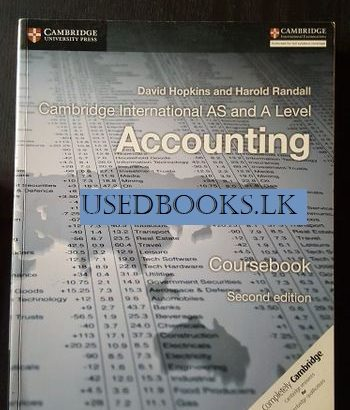 Accounting Course Book AS & A Level