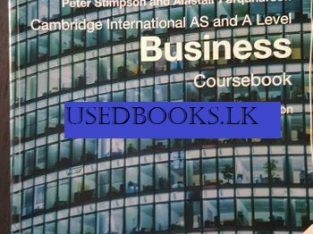 Business Course Book Cambridge