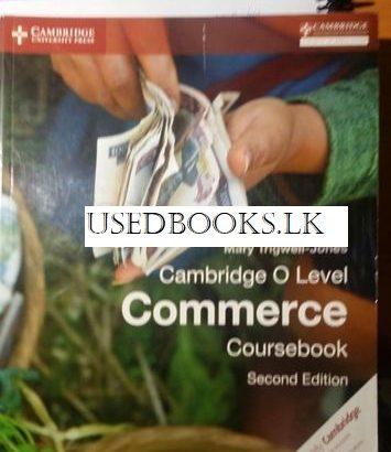 Cambridge Commerce latest edition
