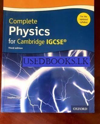 Cambridge OL phyics