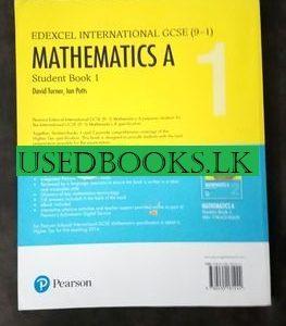 Edexcel igcse O/L 9-1 MATHEMATICS A Book