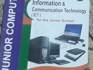 ICT grade 8 for junior computer