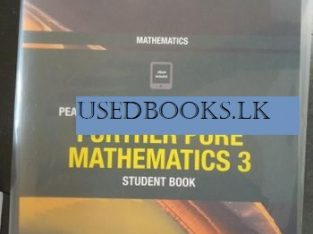 edexcel AL Textbooks – Further maths