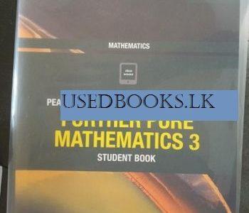 edexcel AL Textbooks – Further maths