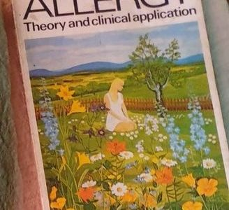 Allergy Theory And Clinical Application