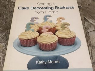 cake decorating business from home