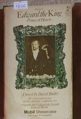 Edward King Volume I Prince Of Hearts By David Butler