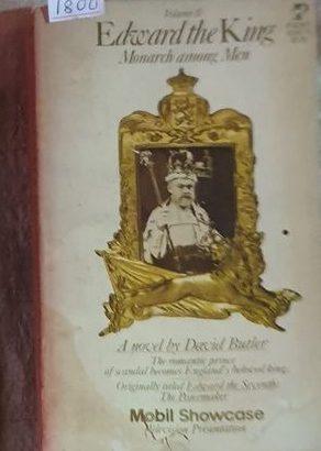 Edward King Volume II Monarch Among Men By David Butler