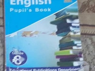 english pupils book