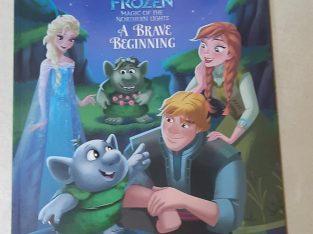 frozen a brave beginning