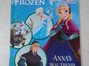 frozen annas best friend