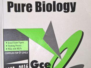 pure biology (gce olvel)2003-2016