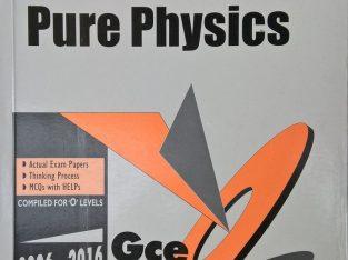 pure physics(gce olvel) 2006-2016