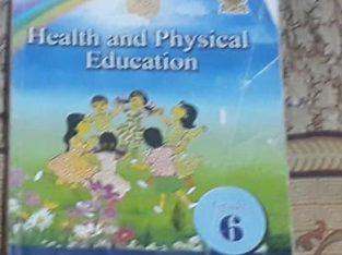 health and pe grade 6