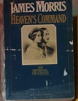 james morris-heavens command