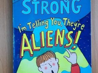 jeremy strong-they're aliens