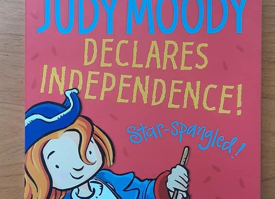 judy moody-declares independence