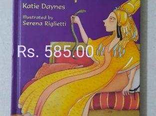 katie daynes-cleopatra