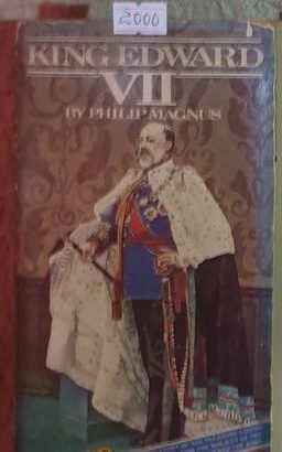 King Edward VII By Phillip Magnus First Edition 1979