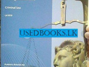 Law Textbook