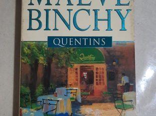 maeve binchy -quentins