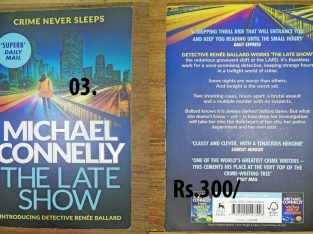 michael connelly-the late show.jpg