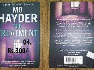 mo hyder-the treatment