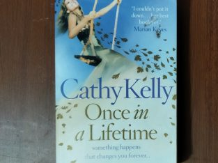 once in a lifetime by cathy kelly