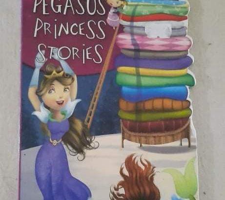 pegasus princess stories