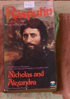Rasputin The Holy Devil By Rene Fulop Miller