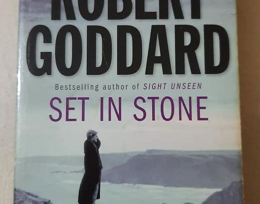 robert goddard- set in stone