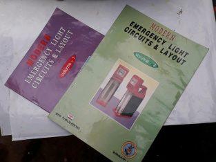 Emergency lights circuits & layouts