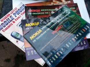Mobile phones circuits books