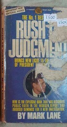 rush judgement