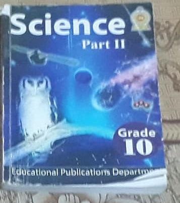 science part ii grade 10