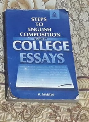 steps to english composition