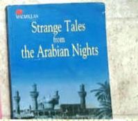 strange tales from arabian nights