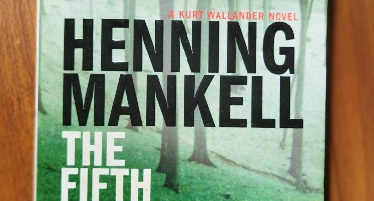 the 5th women by henning mankwell