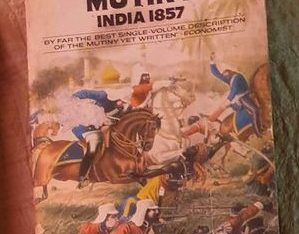 The Great Mutiny India 1857 By Christopher Hibbert