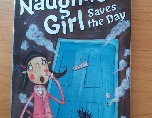 the naughtiest girl saves the day