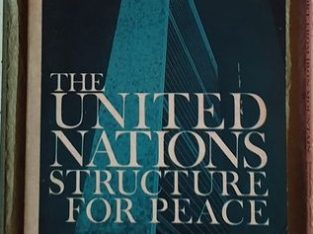 The United Nations Structure For Peace