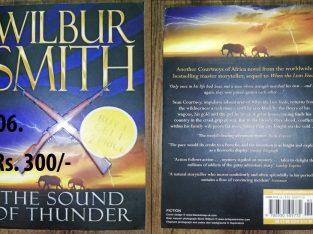 wilbur smith-the sound of thunder